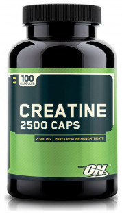 Optimum Nutrition Creatine 2500 mg (100 капсул)