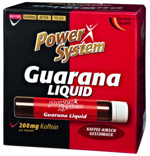 Power System Guarana Liquid ампулы (1 ампула)