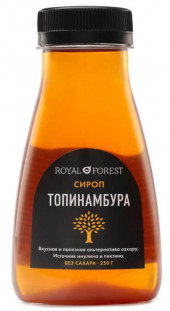 Royal Forest Сироп топинамбура (250 г)